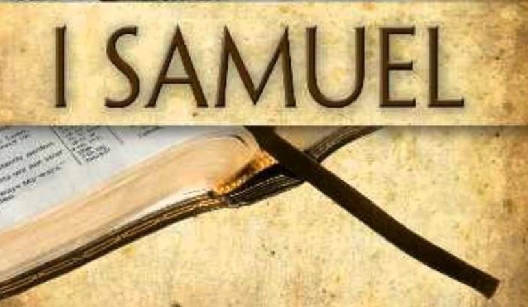 Friday Night Bible Study 1 Samuel Chapter 1