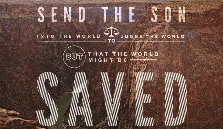 Scripture Memory Verse John 3:17