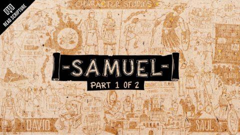Friday Night Bible Sutdy 2 9 18 1 Samuel