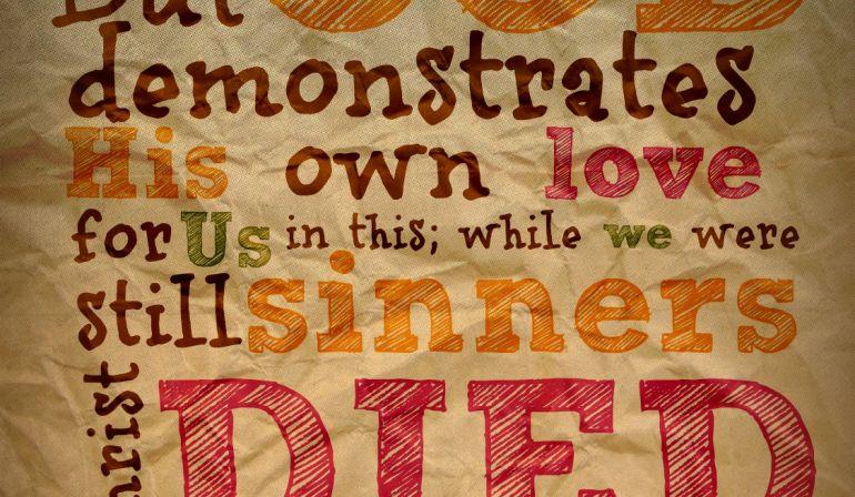 Scripture Memory Verse Romans 3:23