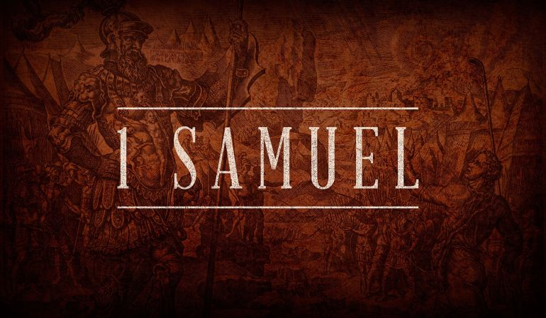 1 Samuel 14   Friday Night Bible Study (6-8-18)