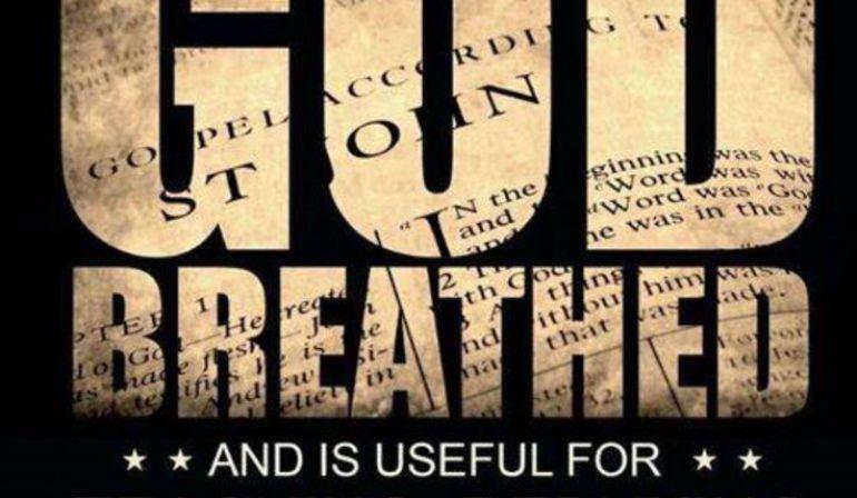 Sunday Sermon 2 TIM 3 10-17 4 22 18