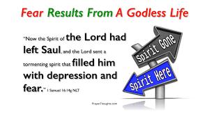 1 Samuel 16:13-23 Friday Night Bible Study (7/13/18)