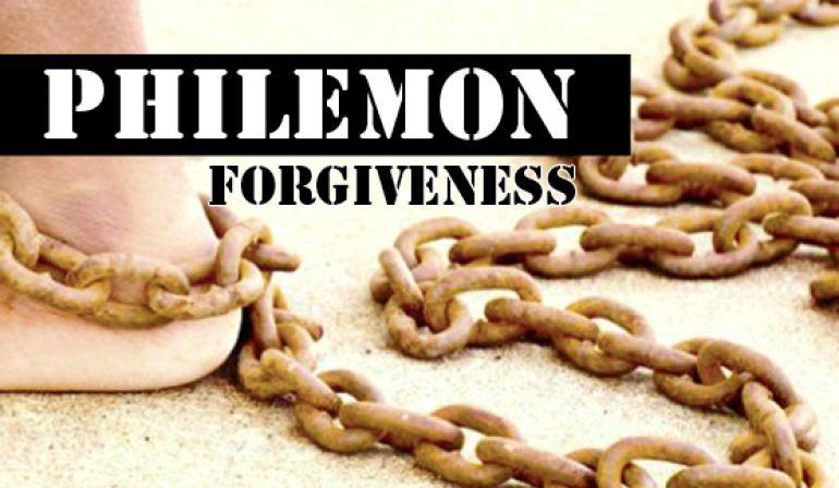 Philemon 8-25 Sunday Sermon (8/5/18)