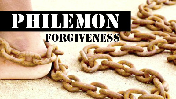 Philemon 8-25 Sunday Sermon (8/5/18)