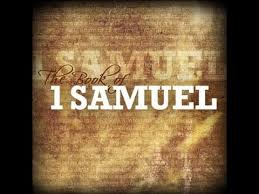 1 Samuel Chapter 25 (part one) Friday Night Bible Study 10/12/18