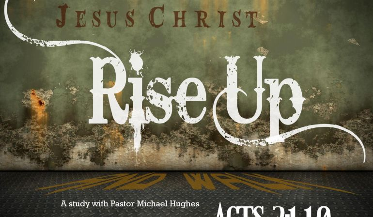 Acts 3  1-10 Sunday Service (10/18/18)