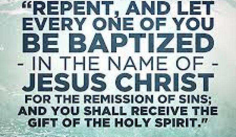 Acts 2: 22 37 Sunday Sermon 10 7 18