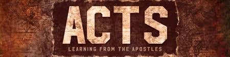 Acts 4 1-13 Sunday Sermon (12/2/18)