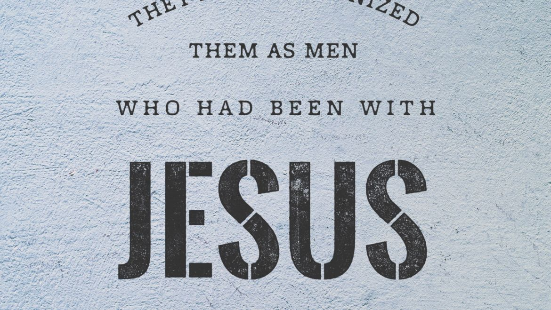Acts 4 13-18 Sunday Teaching (1-6-19)