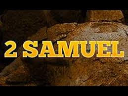 2 Samuel Chapter 1-27 Friday Night Bible Study (2/15/19)