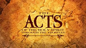 Acts 5:33-37Sunday Teaching (2/17/19) Pastor Greg Tyra