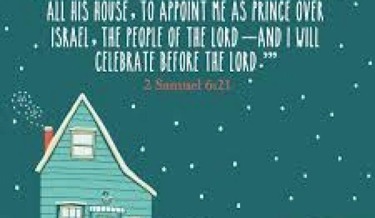 2 Samuel Chapter 6 1-23 Bible Study (3/23/19)