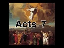 Acts 7  1-43  Sunday  Teaching  (3-10-2019 )  Pastor  Greg  Tyra