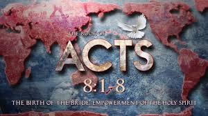 Acts 8 1- 8 Sunday Teaching (3-24-2019) Pastor Greg Tyra