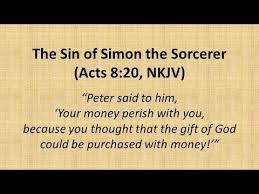 Acts 8  9-25 Sunday  Teaching Pastor Greg Tyra (3-31-2019 )