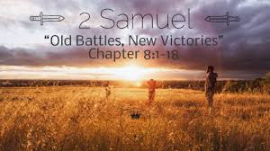 2 Samuel 8  8-18 Friday Night Bible Study (4/20/19)