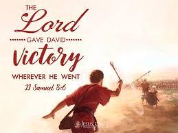 2 Samuel 8 1-8  Friday Night Bible Study (4/12/19)