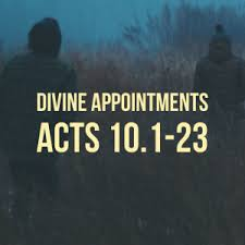 Acts 10  1-23 Sunday Teaching (5/26/19)