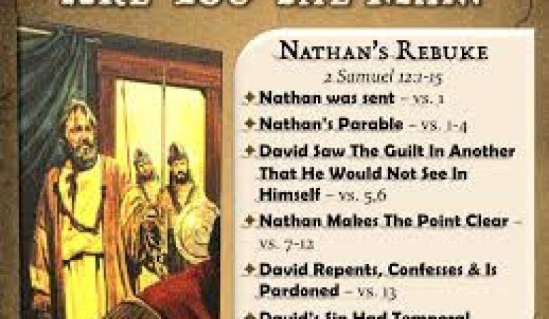 2 Samuel Chapter 12  Friday Night Bible Study (5/31/19)
