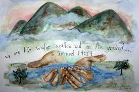 2 Samuel Chapter 14 1-33 Friday Night Bible Study (6.28.19)