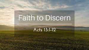 Acts 13  1-12 Sunday Teaching (7-7-2019 ) Pastor Greg Tyra