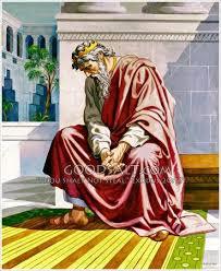 2 Samuel 18:19-33  Friday Night Bible Study (8-9-20)