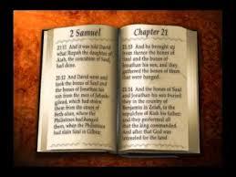 2 Samuel 21 1-14 Friday Night Bible Study (9/27/19)