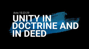 Acts 15  22-29 Sunday Teaching (9-15-2019  Greg Tyra Pastor