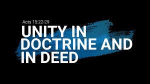 Acts 15  22-29 Sunday Teaching (9-15-2019  Greg Tyra Pastor