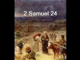 Friday Night Bible Study 2 Samuel 24:18-24 (11/22/19)