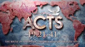 Acts 19  21-41 Sunday Teaching (12/1/19) Greg Tyra Pastor