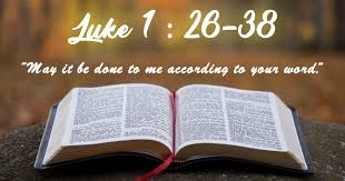 Luke 1  26-38 Sunday Teaching (12/15/19) Greg Tyra Pastor
