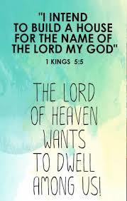 1 Kings 5  Friday Night Bible Study (2/28/20)