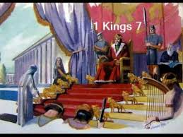 1 Kings 7 Friday night bible study 3/27/2020