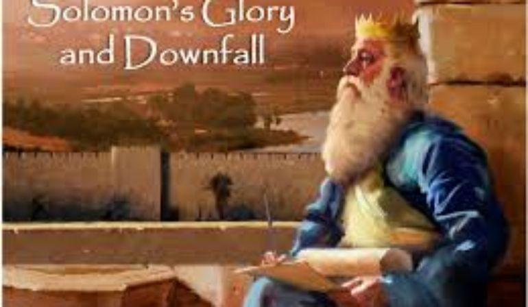 Friday NIght Bible Study 1 Kings 11:1-43 (4/24/20)
