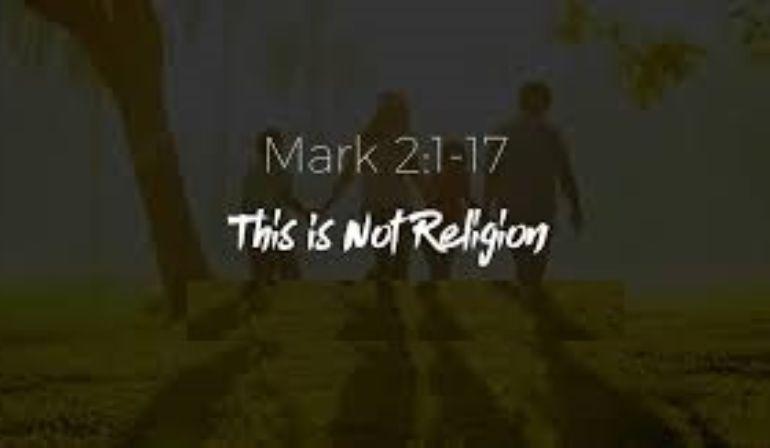Mark 2:1-17 Sunday Teaching 4/19/20 Greg Tyra Pastor