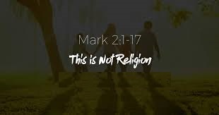 Mark 2:1-17 Sunday Teaching 4/19/20 Greg Tyra Pastor