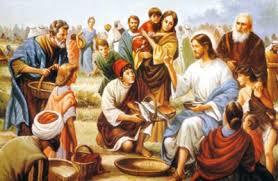 Sunday Teaching Mark 6  21-44 (6/21/20) Pastor Greg Tyra