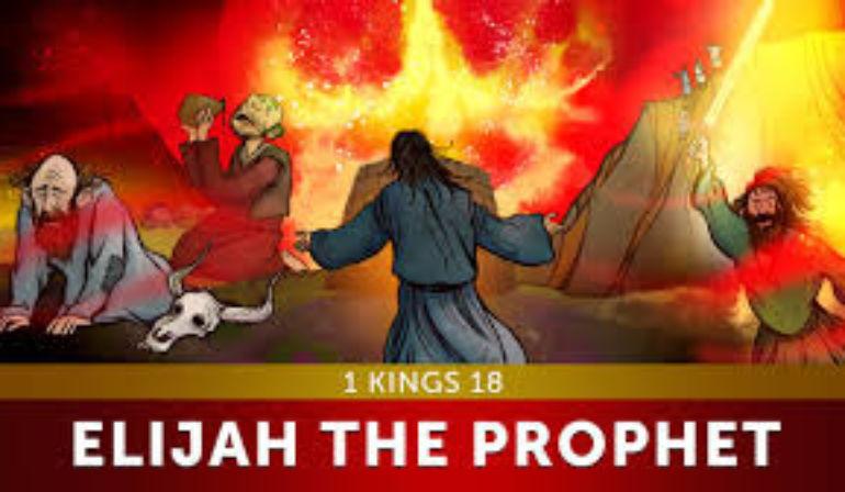 1 Kings 18 1-20 Friday Night Bible Study (7/24/20)