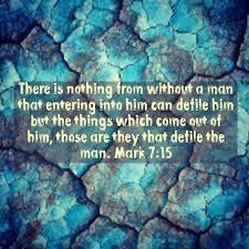 Mark 7 1-23 Sunday Teaching (7/5/20) Pastor Greg