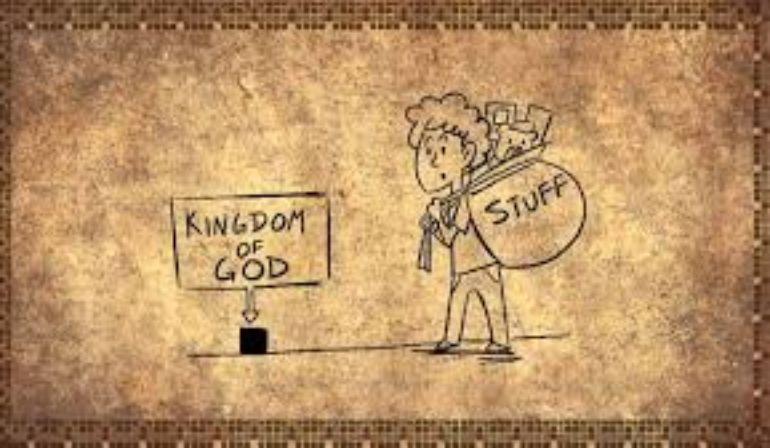 Mark 10  17-31 Sunday Teaching (8-30-2020)  Pastor Greg Tyra