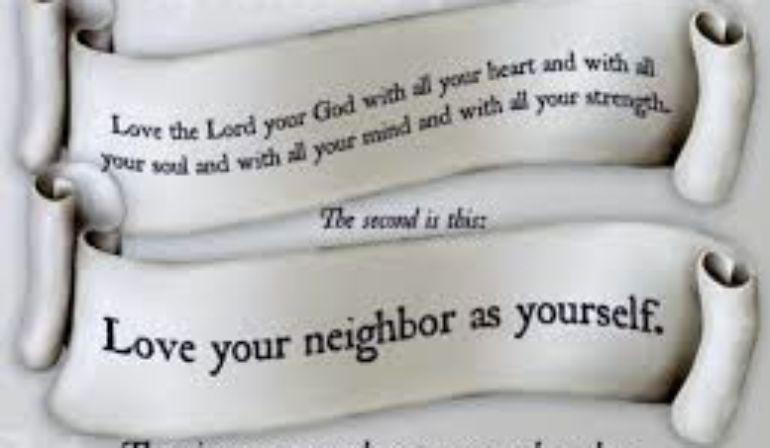 Mark 12  28-40 Sunday Teaching 10-25-2020 Pastor Greg Tyra