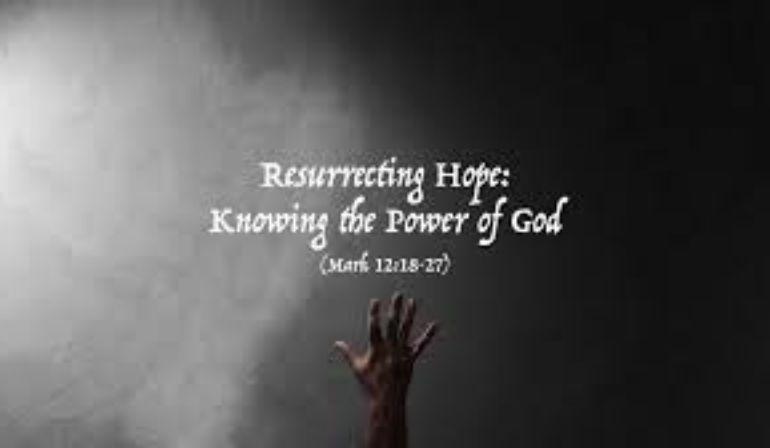 Mark 12-18-27 Sunday Teaching (10/18/20) Pastor Greg Tyra