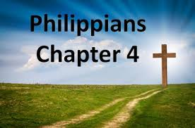 Philippian's Chapter 4 (11/22/20)