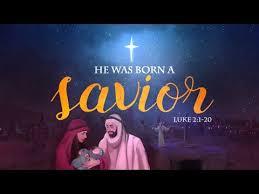 Luke 2 1-20 (12-20-20) Sunday Teaching Christmas 2020 Pastor Greg Tyra