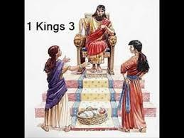 1 Kings 3:1-27  Friday Night Bible Study (2-19-21) Pastor Greg Tyra