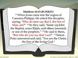 Mark 16 13-20 Sunday Teaching (2=28=21) Pastor Greg Tyra