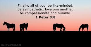 1 Peter 3 8-12  Sunday Teaching (5-30-21) Pastor Greg Tyra