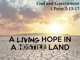 1 Peter 2-13-17 Sunday Teaching (05-09-21 ) Greg Tyra